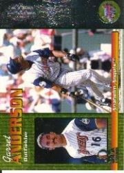 1999 Pacific Omega #1 Garret Anderson