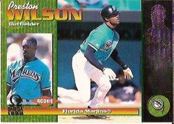 1999 Pacific Omega #101 Preston Wilson