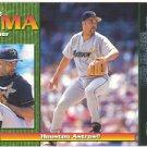 1999 Pacific Omega #108 Jose Lima
