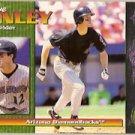 1999 Pacific Omega #11 Steve Finley