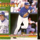1999 Pacific Omega #117 Mike Sweeney