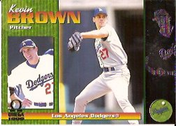 1999 Pacific Omega #119 Kevin Brown