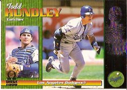 1999 Pacific Omega #120 Todd Hundley