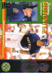 1999 Pacific Omega #129 Jeromy Burnitz
