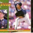 1999 Pacific Omega #134 Hideo Nomo