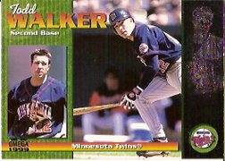 1999 Pacific Omega #140 Todd Walker