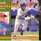 1999 Pacific Omega #144 Orlando Cabrera