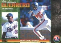 1999 Pacific Omega #145 Vladimir Guerrero