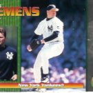 1999 Pacific Omega #159 Roger Clemens