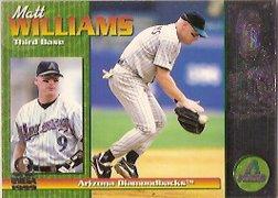 1999 Pacific Omega #16 Matt Williams
