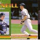 1999 Pacific Omega #166 Paul O'Neill