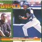 1999 Pacific Omega #17 Tony Womack