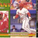 1999 Pacific Omega #178 Ron Gant