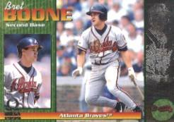1999 Pacific Omega #18 Bret Boone