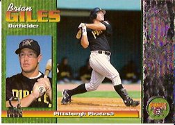 1999 Pacific Omega #186 Brian Giles
