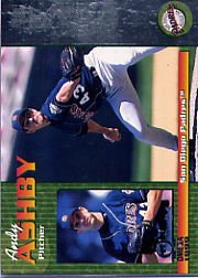 1999 Pacific Omega #200 Andy Ashby