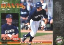 1999 Pacific Omega #201 Ben Davis