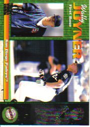 1999 Pacific Omega #204 Wally Joyner