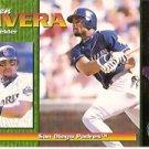1999 Pacific Omega #206 Ruben Rivera