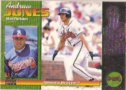 1999 Pacific Omega #21 Andruw Jones
