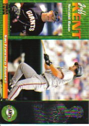1999 Pacific Omega #213 Jeff Kent