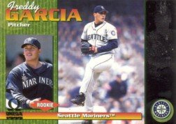 1999 Pacific Omega #218 Freddy Garcia RC