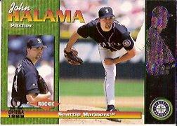 1999 Pacific Omega #221 John Halama