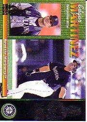 1999 Pacific Omega #222 Edgar Martinez