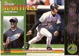 1999 Pacific Omega #230 Dave Martinez