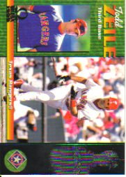 1999 Pacific Omega #241 Todd Zeile