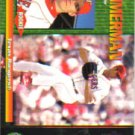 1999 Pacific Omega #242 Jeff Zimmerman RC