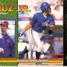 1999 Pacific Omega #244 Jose Cruz Jr