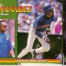 1999 Pacific Omega #246 Tony Fernandez