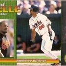 1999 Pacific Omega #31 Albert Belle