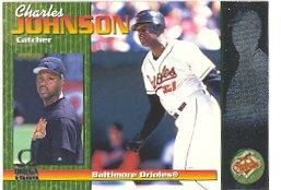 1999 Pacific Omega #35 Charles Johnson