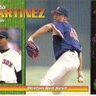 1999 Pacific Omega #41 Pedro Martinez