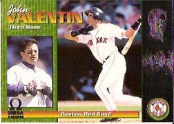 1999 Pacific Omega #44 John Valentin