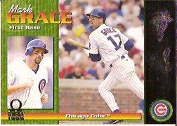 1999 Pacific Omega #47 Mark Grace