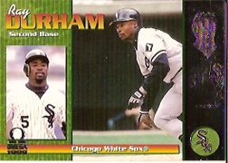 1999 Pacific Omega #55 Ray Durham