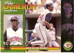1999 Pacific Omega #62 Mike Cameron