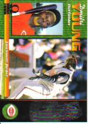 1999 Pacific Omega #69 Dmitri Young