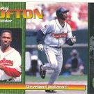 1999 Pacific Omega #74 Kenny Lofton