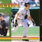 1999 Pacific Omega #82 Todd Helton
