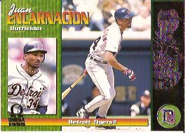 1999 Pacific Omega #89 Juan Encarnacion