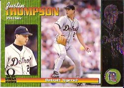 1999 Pacific Omega #93 Justin Thompson