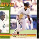 1999 Pacific Omega #98 Cliff Floyd