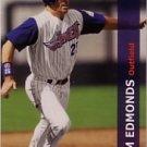 1999 Sports Illustrated #105 Jim Edmonds