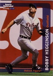 1999 Sports Illustrated #113 Bobby Higginson