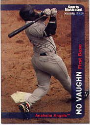 1999 Sports Illustrated #124 Mo Vaughn