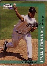 1999 Sports Illustrated #125 Livan Hernandez